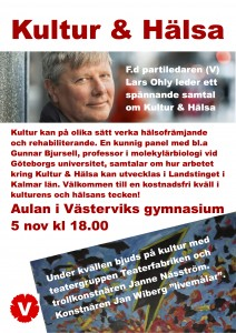 Affisch Kultur&Hälsa-1 kopia